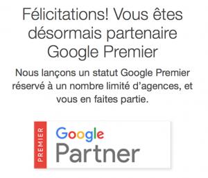 Google Premier Partner Adwords