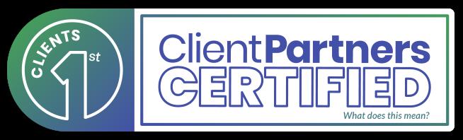 Badge Client Partner Certified